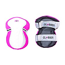 image of Globber Junior Knee, Elbow, and Wrist Pad Set in Pink