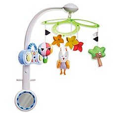 image of Taf Toys™ Easier Sleep 3-in-1 MP3 Stereo Owl Mobile