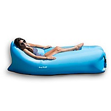 image of Poolmaster® Easy Breeze Air Sofa Land or Water Pool Float