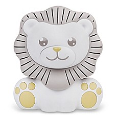 image of Project Nursery® Lion Sound Soother in White