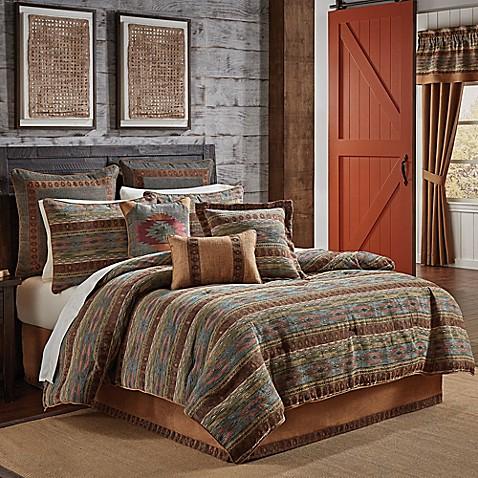 Croscill 174 El Capitan Comforter Set Bed Bath Amp Beyond