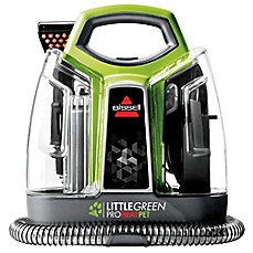 image of BISSELL® Little Green® ProHeat® Pet Deluxe Carpet Cleaner