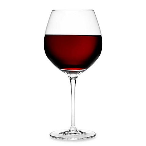 Luigi Bormioli Crescendo SON.hyx® Burgundy Wine Glasses (Set of 4)