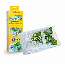 image of VeggieZips™ Food Bags with HydroLiners™ (Set of 22)