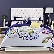 image of Christian Siriano Garden Bloom Duvet Cover Set