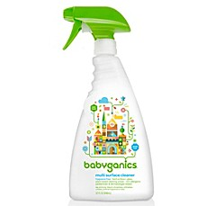 image of Babyganics® 32 oz. Fragrance-Free Multi-Surface Cleaner