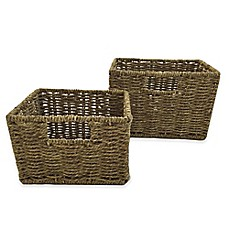 image of Baum-Essex Wakefield Collection Basket in Natural