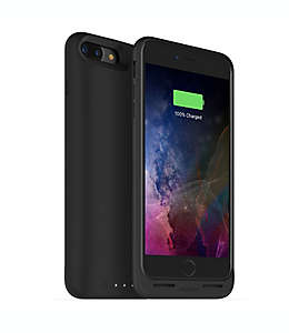 Funda con batería Mophie® para Iphone® 7 Plus en negro