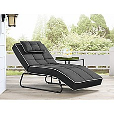 image of Relax-A-Lounger Bayshore Outdoor Convertible Chaise
