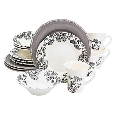 Bed Bath And Beyond Euro Ceramic Dishes