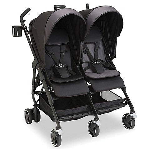 Maxi-Cosi® Dana For2 Double Stroller in Devoted Black
