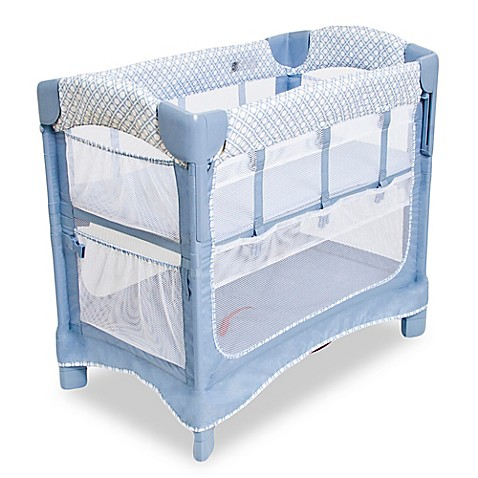 Arm 39 S Reach Co Sleeper Mini Ezee 3 In 1 In Periwinkle