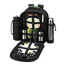 image of Picnic at Ascot 2-Person Picnic and Coffee Backpack