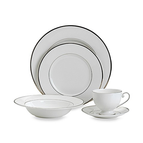 Mikasau0026reg; Cameo Platinum Dinnerware Collection  sc 1 st  Bed Bath u0026 Beyond & Mikasa® Cameo Platinum Dinnerware Collection - Bed Bath u0026 Beyond
