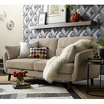 Image Of Elle Décor Chloe Sofa