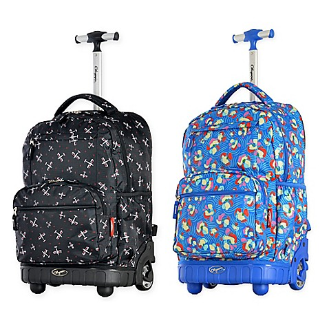 Olympia® USA Melody 19-Inch Rolling Backpack - Bed Bath & Beyond