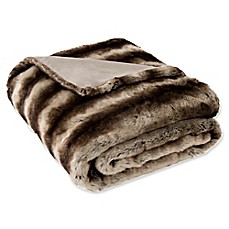 image of Safavieh Coco Striped Throw Blanket