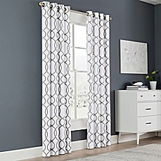 Grey Window Treatments Bed Bath Amp Beyond