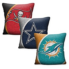 image of NFL Woven Square Throw Pillow