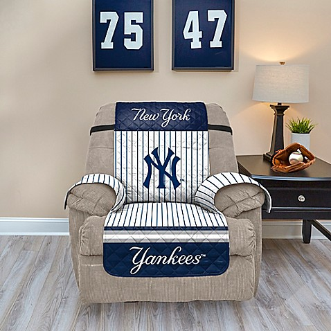 Mlb New York Yankees Recliner Protector Bed Bath Amp Beyond