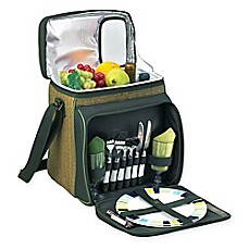 image of Picnic at Ascot Picnic Basket/Cooler for 2