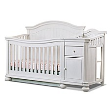 image of sorelle finley 4in1 convertible crib and changer