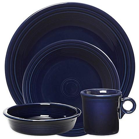 Fiesta\u0026reg; Dinnerware Collection in Cobalt Blue  sc 1 st  Bed Bath \u0026 Beyond & Fiesta® Dinnerware Collection in Cobalt Blue - Bed Bath \u0026 Beyond