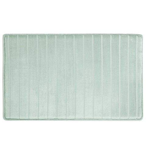 Micro Plush Memory Foam Bath Mat