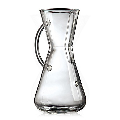 Chemex 174 Glass Handle Coffee Makercollection Bed Bath