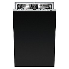 image of Smeg 18-Inch Panel-Ready Dishwasher