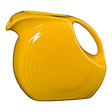 image of Fiesta® Large Pitcher in Daffodil