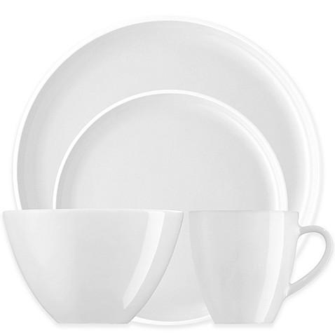 Rosenthal Arzberg Profi Dinnerware Collection in White  sc 1 st  Bed Bath u0026 Beyond & Rosenthal Arzberg Profi Dinnerware Collection in White - Bed Bath ...