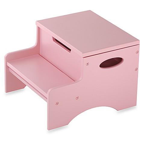 Kidkraft 174 Step N Store In Pink Buybuy Baby