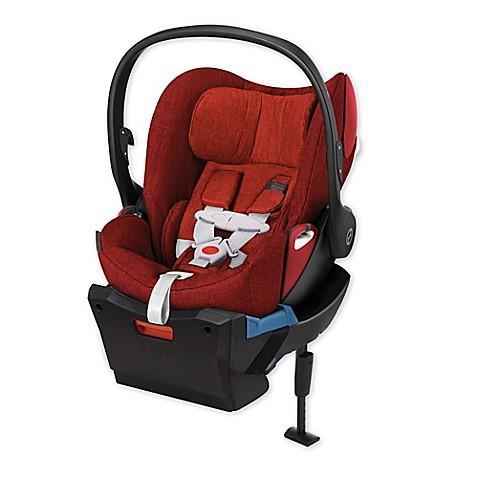 Cybex Platinum Cloud Q Plus Infant Car Seat With Load Leg