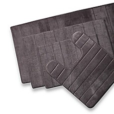 image of Microdry® Ultimate Performance THE ORIGINAL Memory Foam 21-Inch x 34-Inch Bath Mat