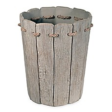 image of Destinations™ Driftwood Wastebasket