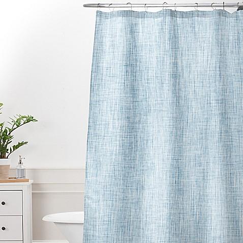 Deny Designs Holli Zollinger Linen Acid Wash Shower