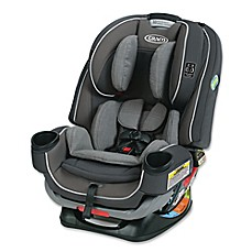 image of Graco® 4Ever™ Extend2Fit™ 4-in-1 Car Seat in Passport™