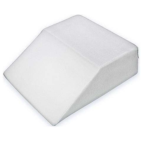 Leg Wedge Memory Foam Pillow Bed Bath Amp Beyond