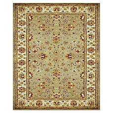 image of Feizy Abbey Alexandra Rug in Sage/Ivory