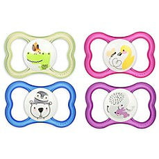 image of MAM Air Ages 6+ Months Pacifier (2-Pack)
