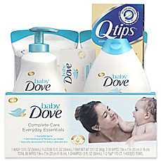 image of Baby Dove® 7-Piece Complete Care Everyday Essentials Gift Set