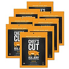 image of Chef's Cut 8-Pack Real Bacon Jerky® in Maple