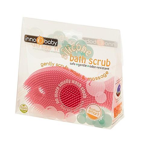 Innobaby® Fish Bath Scrub in Pink - buybuy BABY