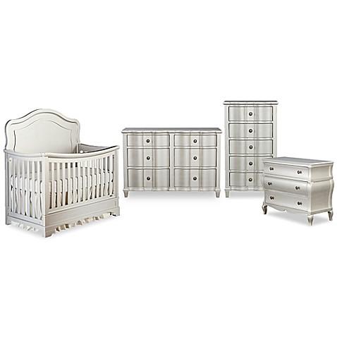 BassettBabyreg Premier Seraphina Nursery Furniture Collection In Shimmer