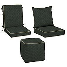 image of Bombay® Outdoors Tangier Stitch Cushion Collection