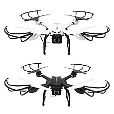 image of WonderTech Voyager Quadcopter Drone