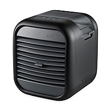 image of HoMedics® MyChill Medium Personal Space Cooler Plus in Black