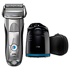 image of Braun Series 7-7899CC Electric Shaver in Silver