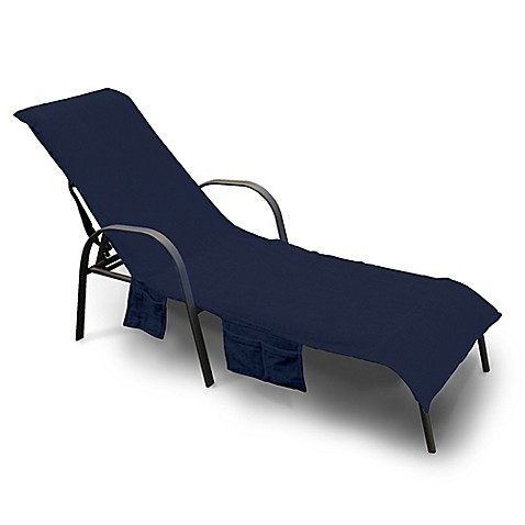 Ultimate Chaise Lounge Chair Cover Bed Bath Amp Beyond